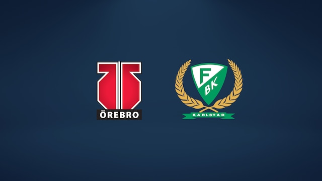 Örebro - Färjestad