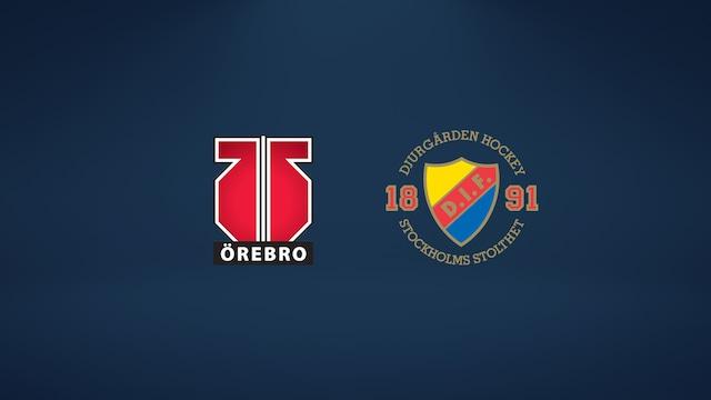 Örebro - Djurgården