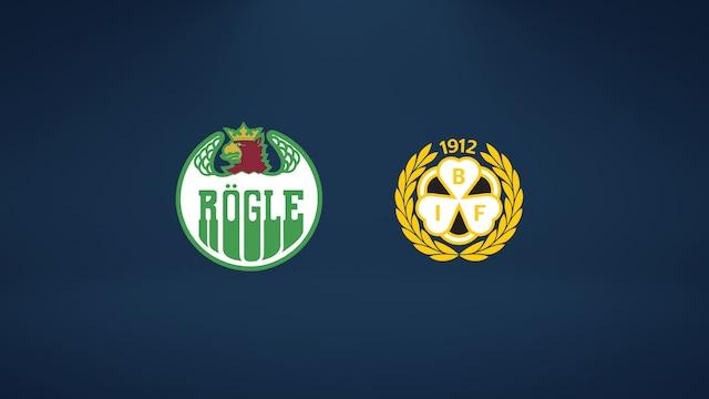 Rögle - Brynäs