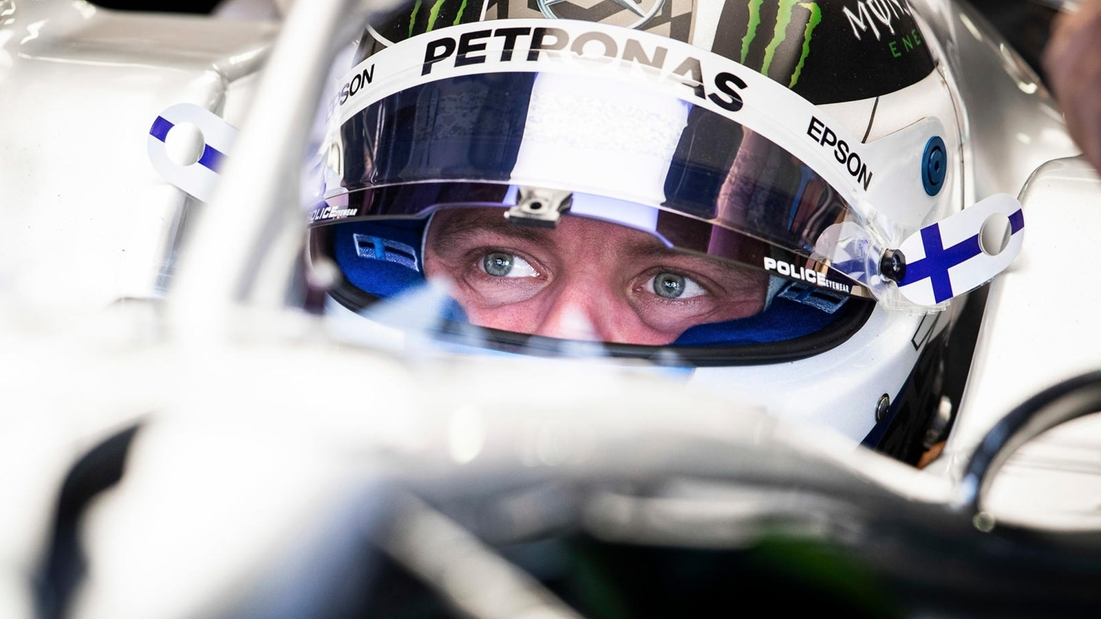 Never Give Up, F1-kausi Valtterin silmin