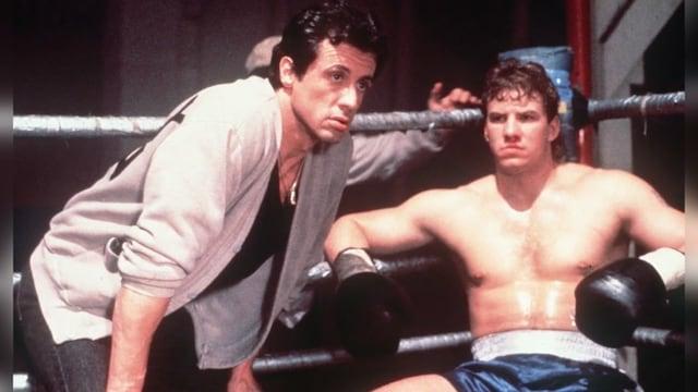 Nyrkkeily, Tommy Morrison ylsi traagisella nyrkkeilyurallaan maailmanmestariksi ja Rocky-elokuvaan