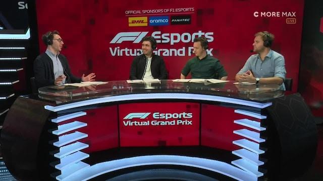 F1 Esports Virtual Grand Prix