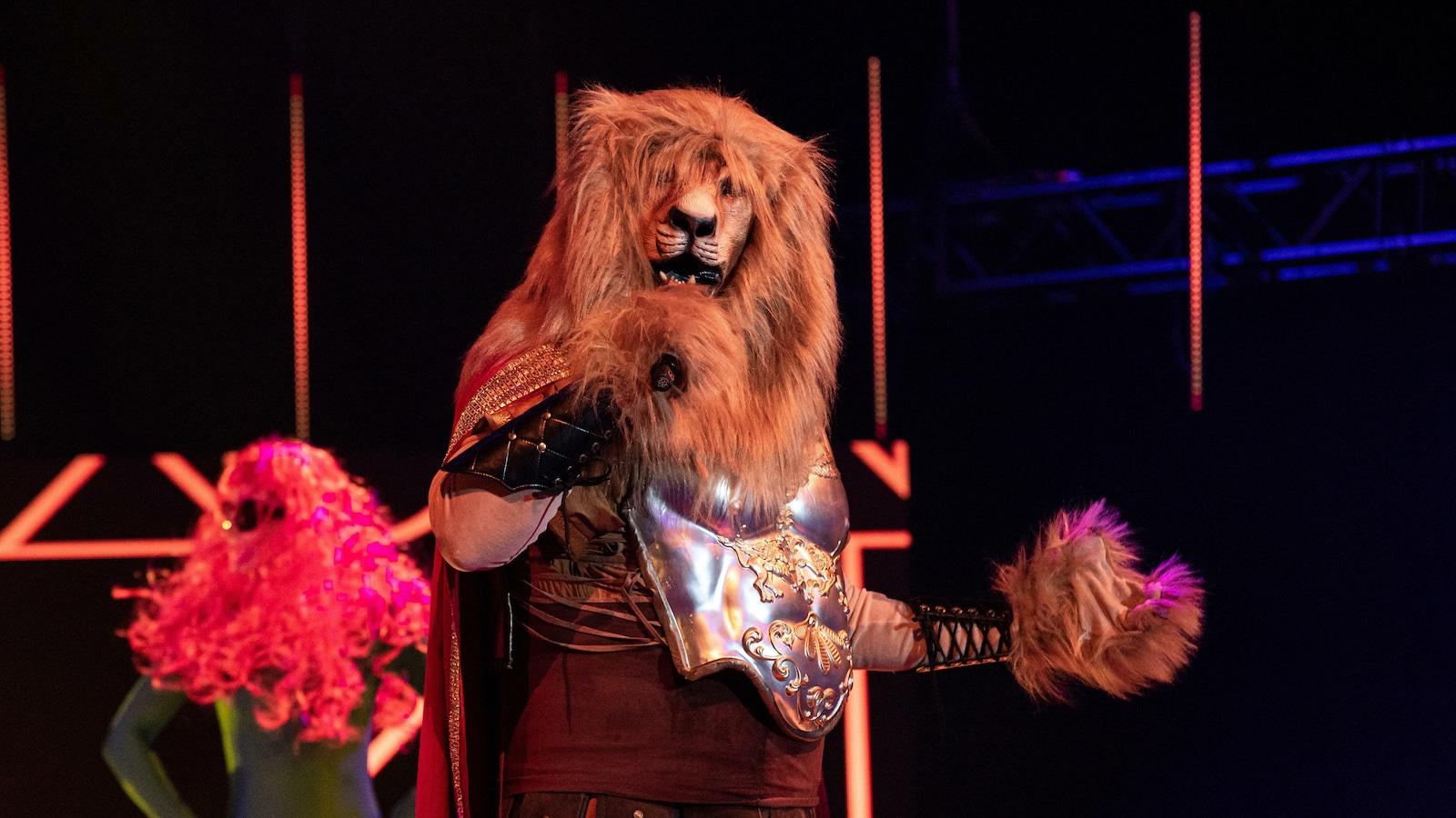 4. Masked Singer Suomi