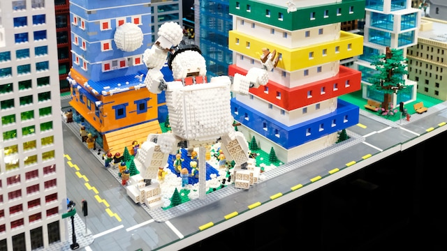 5. Mega City Block