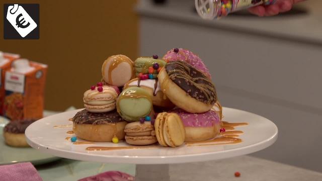 Mitä tänään syötäisiin?, Jakso 69: Nopea donitsikakku