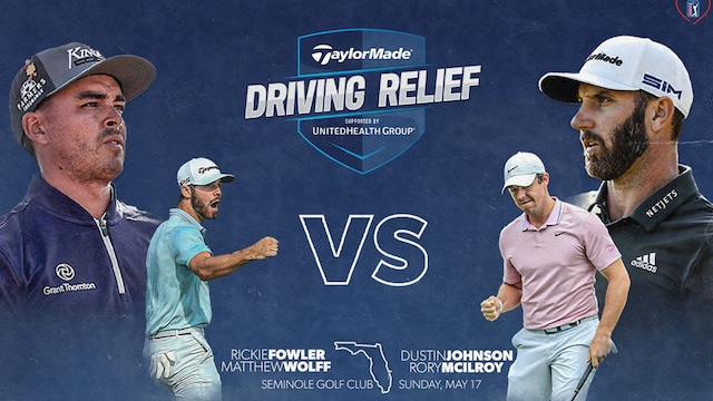TaylorMade Driving Relief