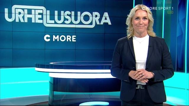 C More Urheilusuora