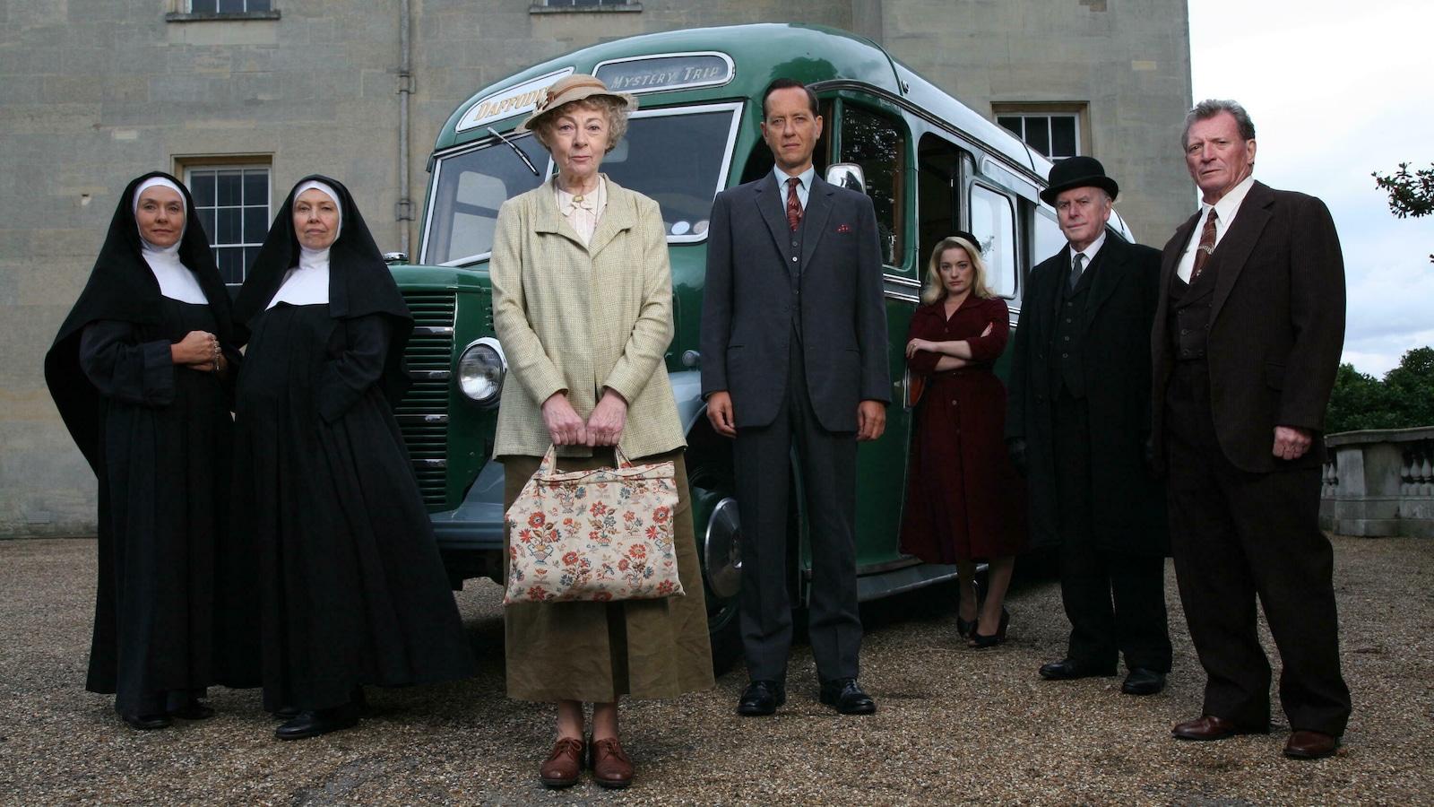 Neiti Marple: Koston jumalattarena