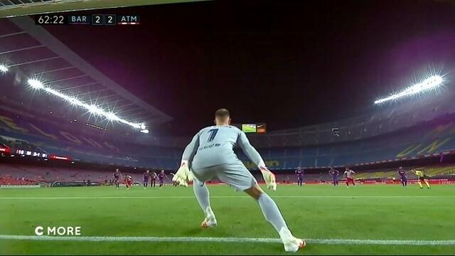 Maalikooste: Barcelona - Atlético Madrid