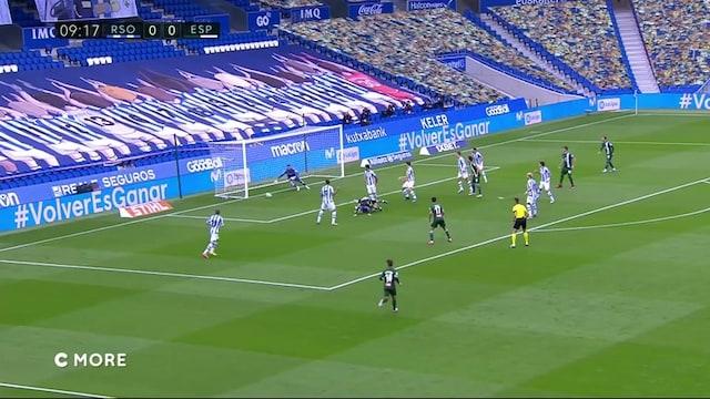 Maalikooste: Real Sociedad - Espanyol