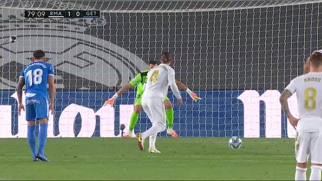 Maalikooste: Real Madrid - Getafe