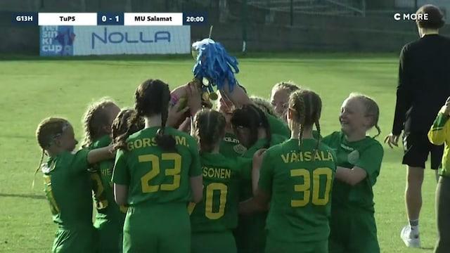 Helsinki Cup: perjantai, osa 2