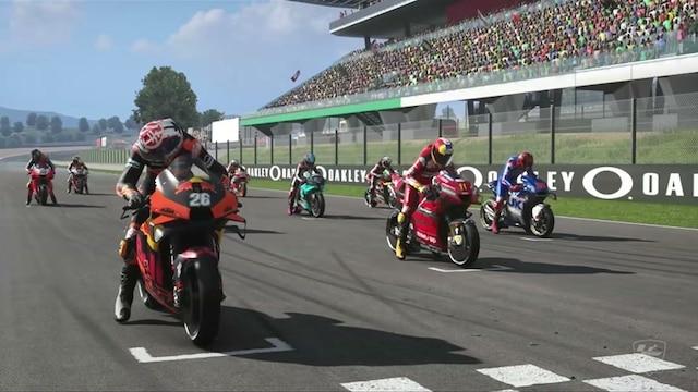 MotoGP eSport Global Series: Round 1
