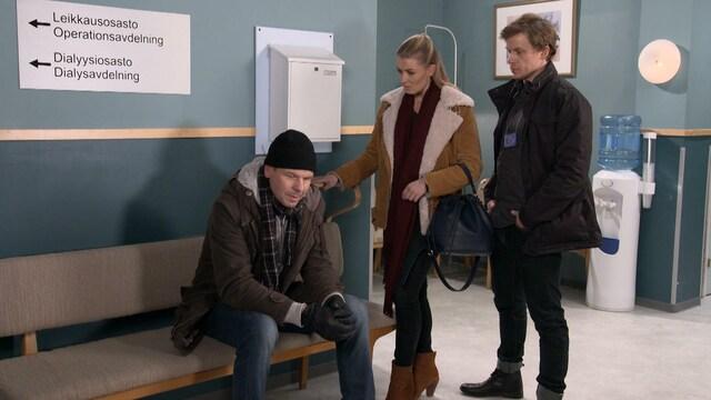 Jakso 3801: Pyykkimään, Lasse