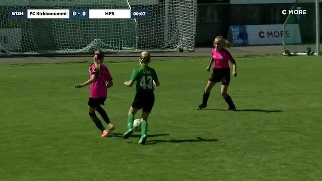 Helsinki Cup: perjantai, osa 1