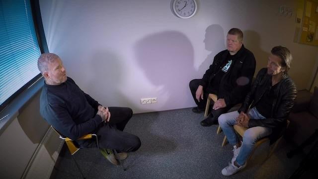 Rikospaikka True Crime Suomi: Janne 'Nacci' Tranbergin haastattelu