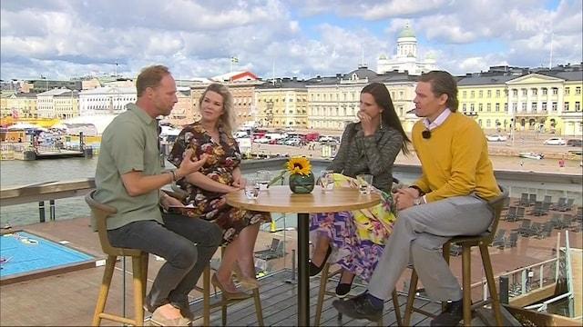 3. Joonas Nordman sekä Tuukka ja Olga Temonen.