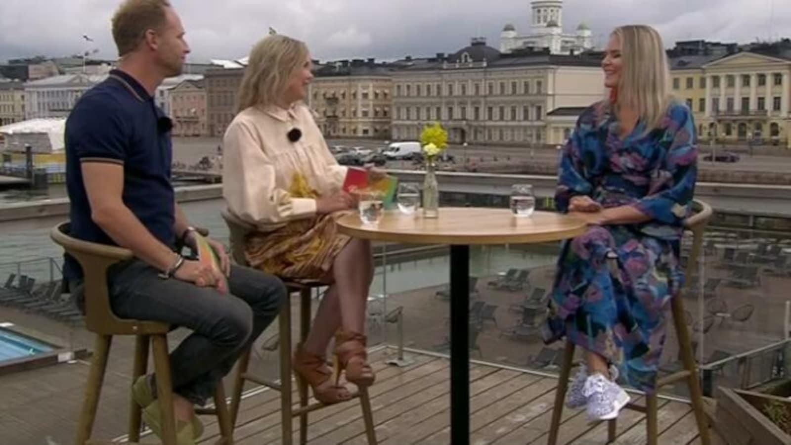 15. Marja Kihlström ja Juha Perälä