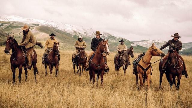 3. No Good Horses