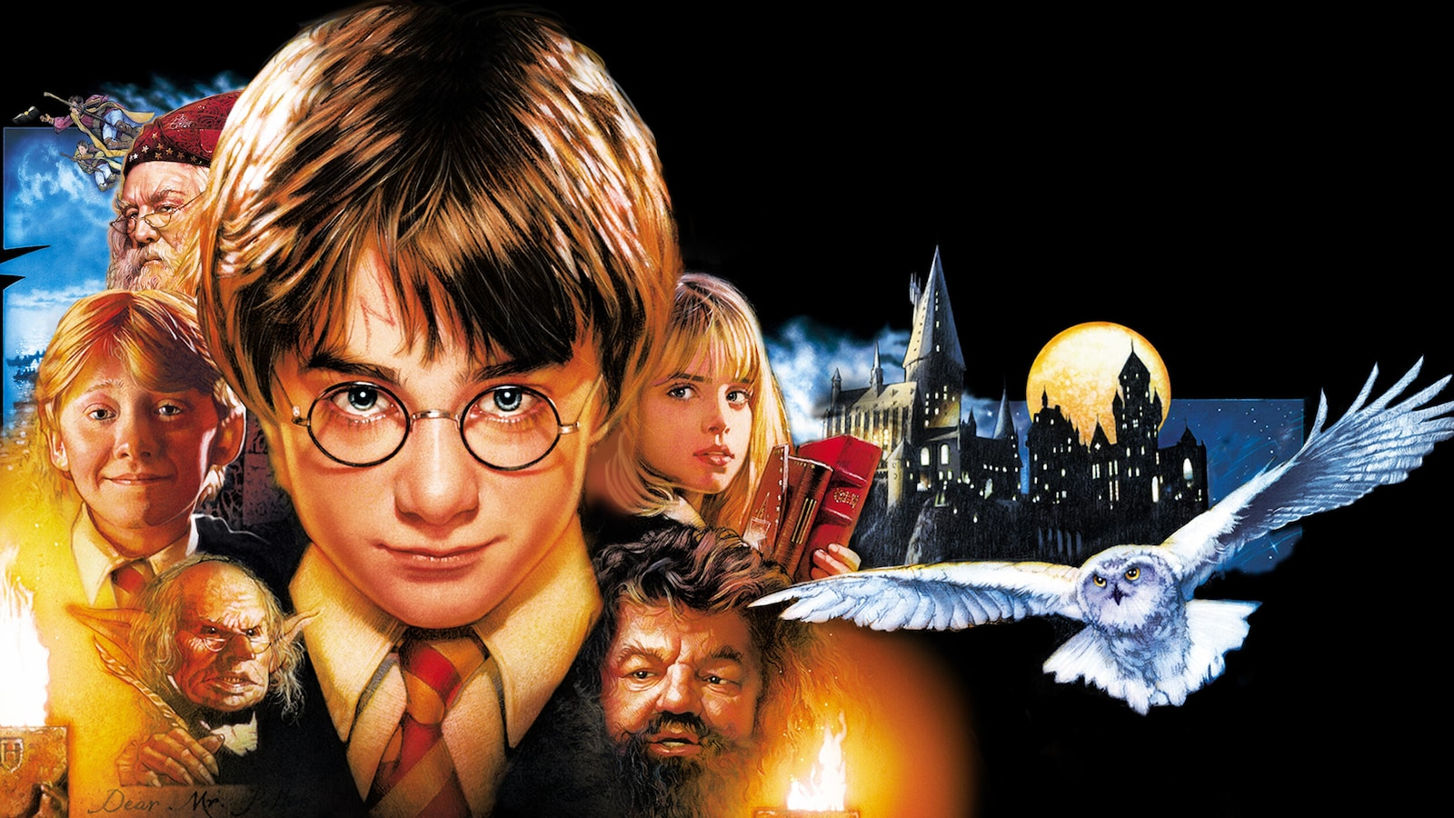 Harry Potter Elokuvat