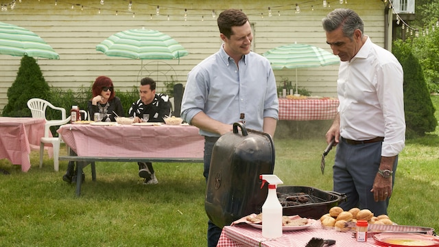 7. The Barbecue