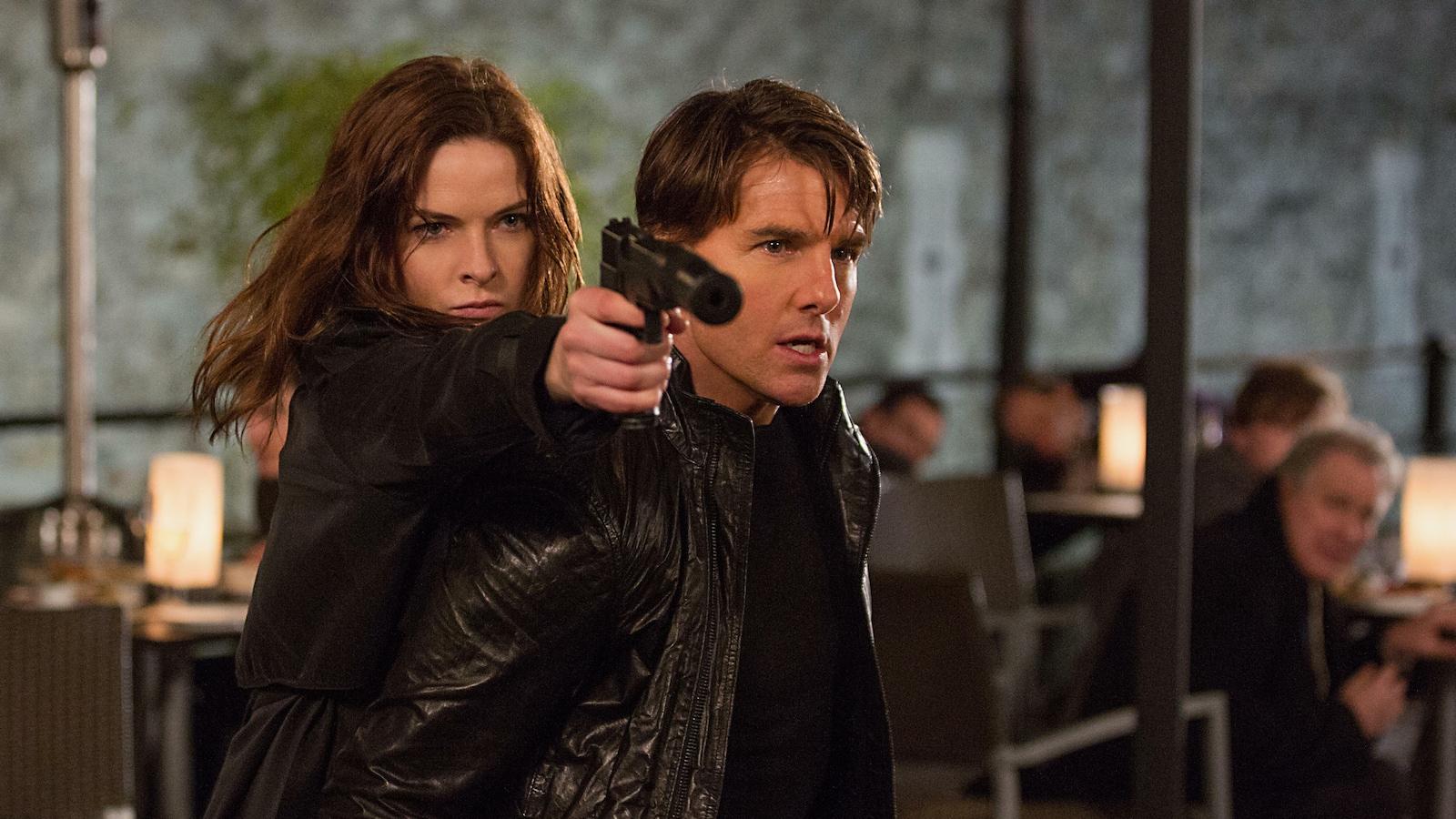 Tom Cruise Elokuvat