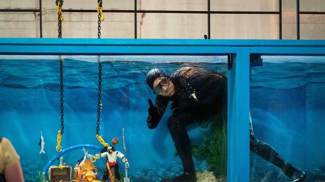 9. The Underwater Challenge