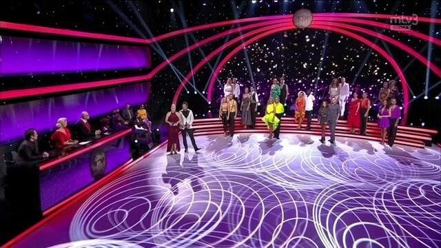 Tanssii Tähtien Kanssa, Jakso 4: Lattaritanssien lumoa
