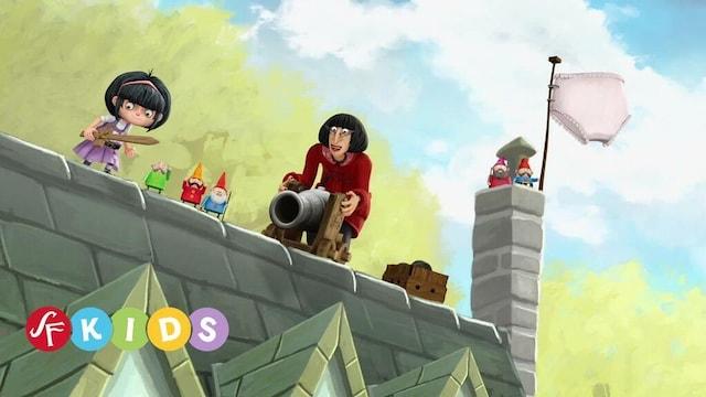 11. Piraattirouva Näätä