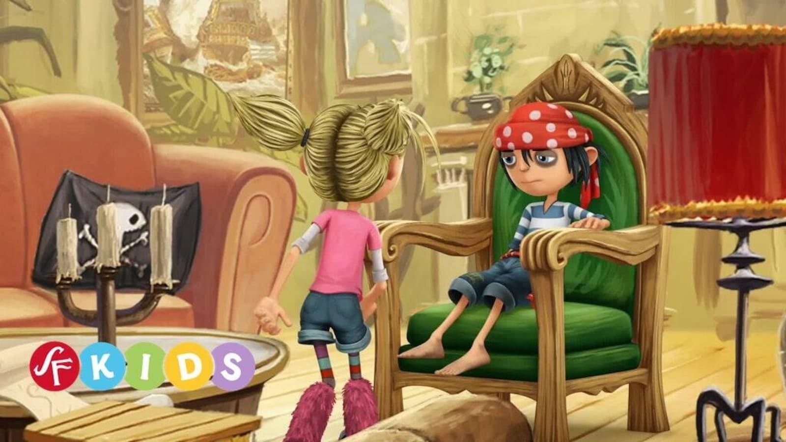 16. Puolikuntoinen piraatti
