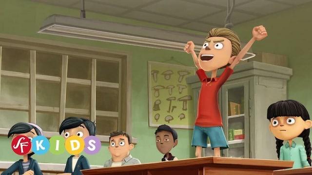 8. Kapina luokkahuoneessa