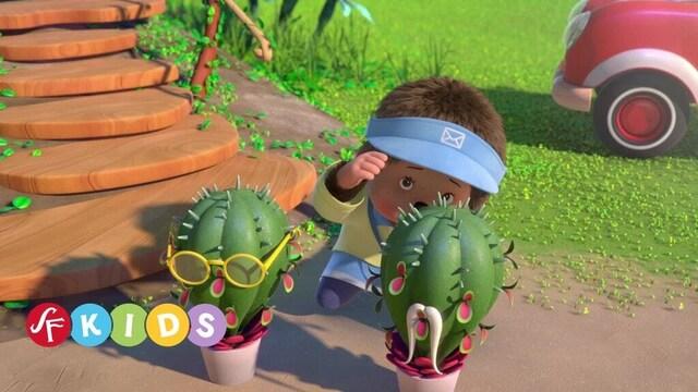 50. Kaktuksen kannoilla