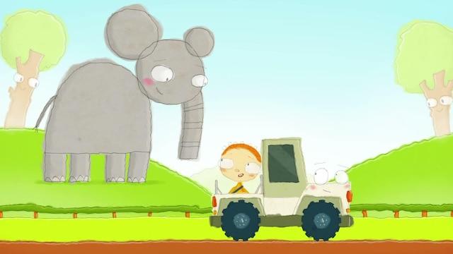10. Päivä jolloin Henri tapasi…elefantin