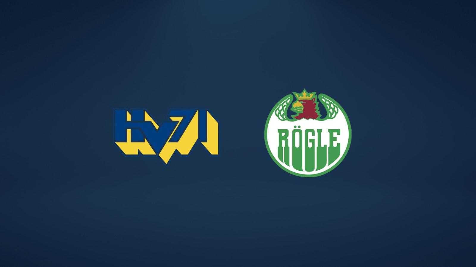 HV71 - Rögle