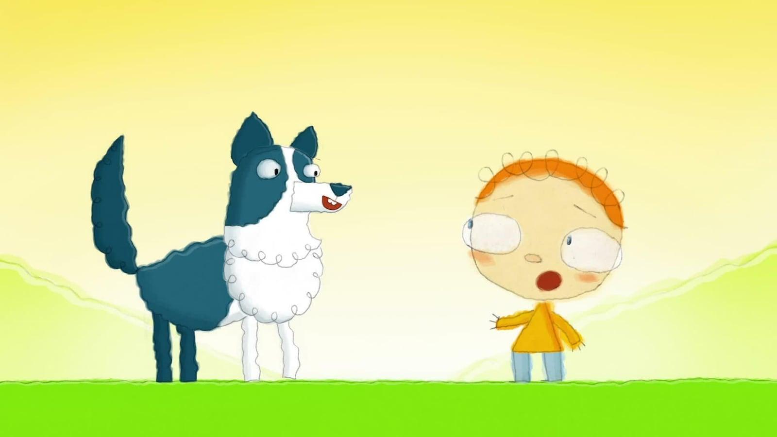 8. Päivä jolloin Henri tapasi…lammaskoiran!