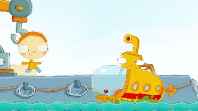 6. Päivä jolloin Henri tapasi…sukellusveneen