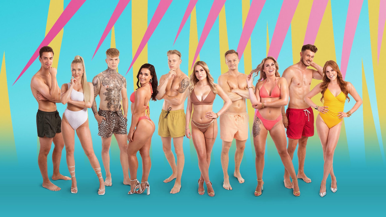 Love Island Suomi Parit