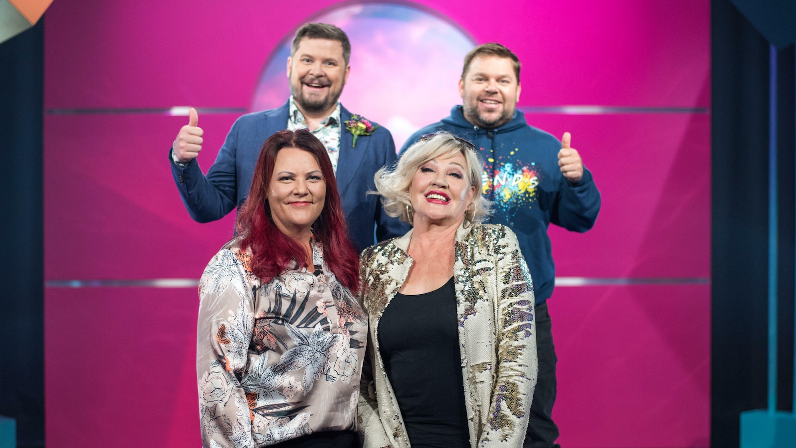 7. Hannele Lauri, Pia Penttala ja Mikko Töyssy