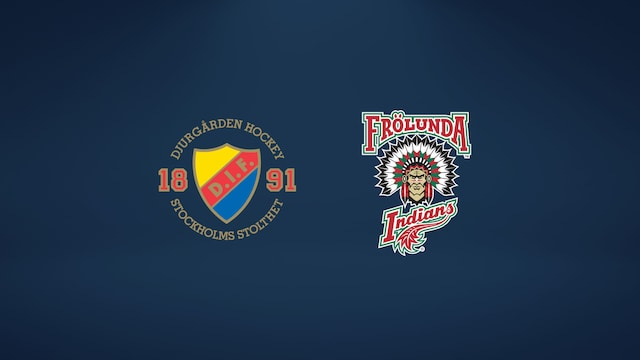 Djurgården - Frölunda
