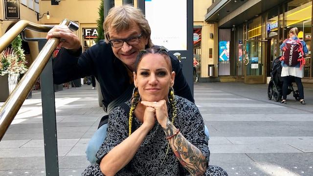 5. Eva Wahlström: Debyyttiottelu ammattilaisena 2010