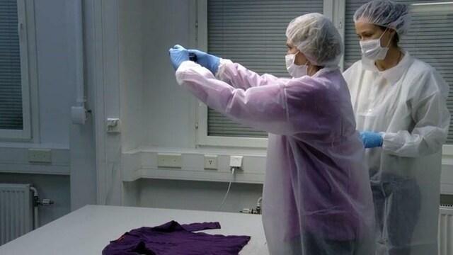 5. Miten rikoksia selvitetään DNA-tutkimuksella?