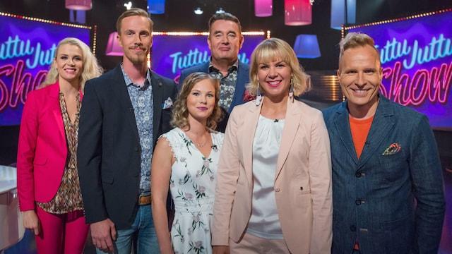 2. Kristiina ja Mikko Kekäläinen sekä Susanna ja Teemu Lahtinen