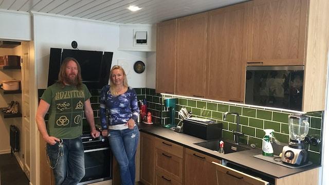 7. Rockenrollia keittiöön