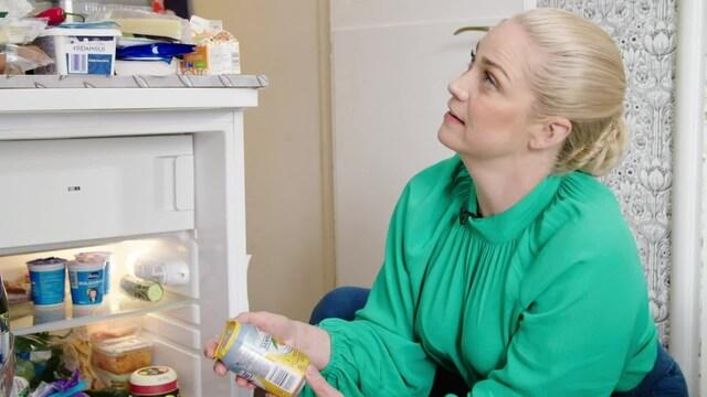 """Olet mitä syöt, Olet mitä syöt -osallistujan jääkaapista paljastuu ovelasti naamioituja """"terveystuotteita"""""""