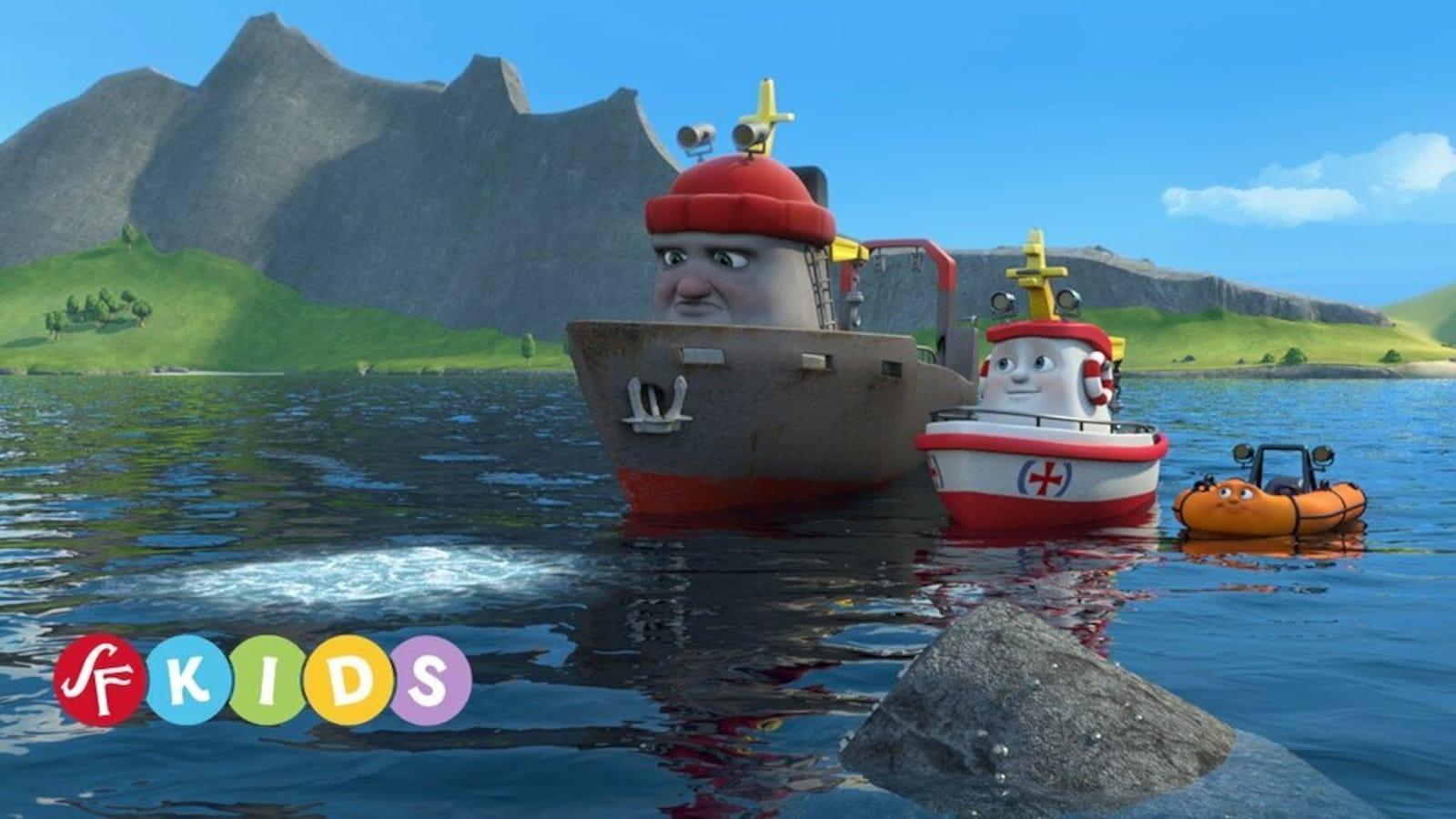 Elias, pieni pelastuslaiva