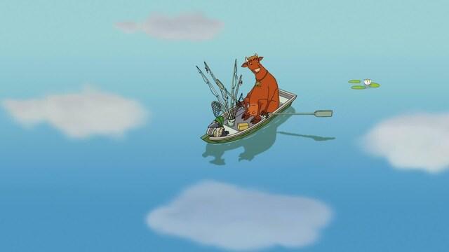 3. Mimmi Lehmän ja Variksen kalareissu