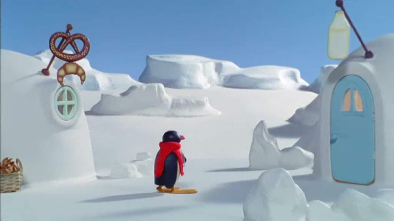 23. Pingu eksyy