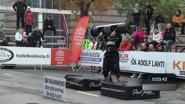 SCL Finnish Open 105kg ja 90kg 2