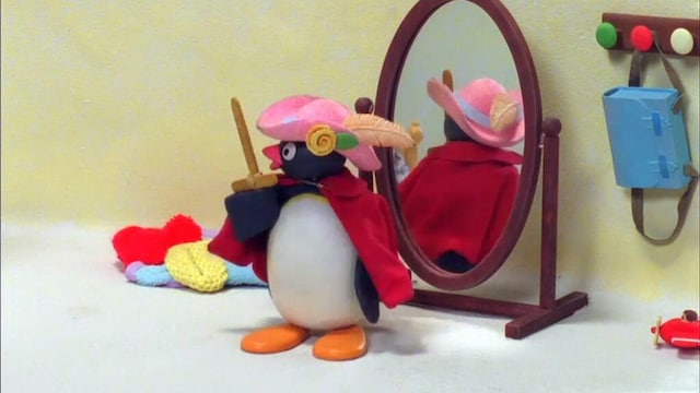 3. Äidin uusi hattu