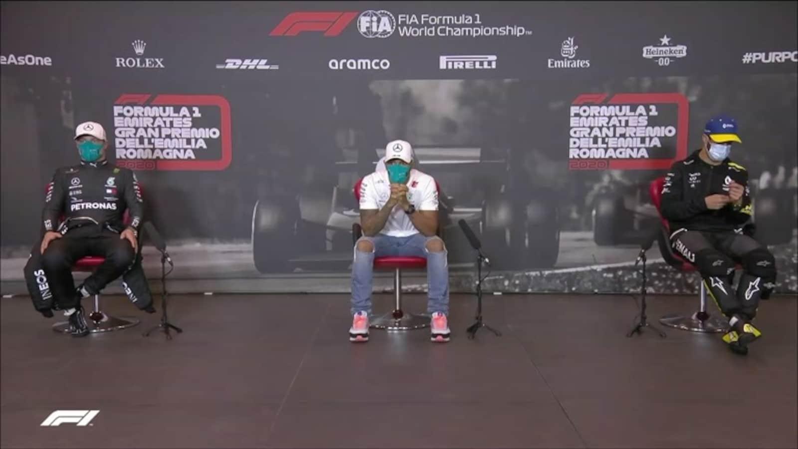 Formula 1 Lähetys